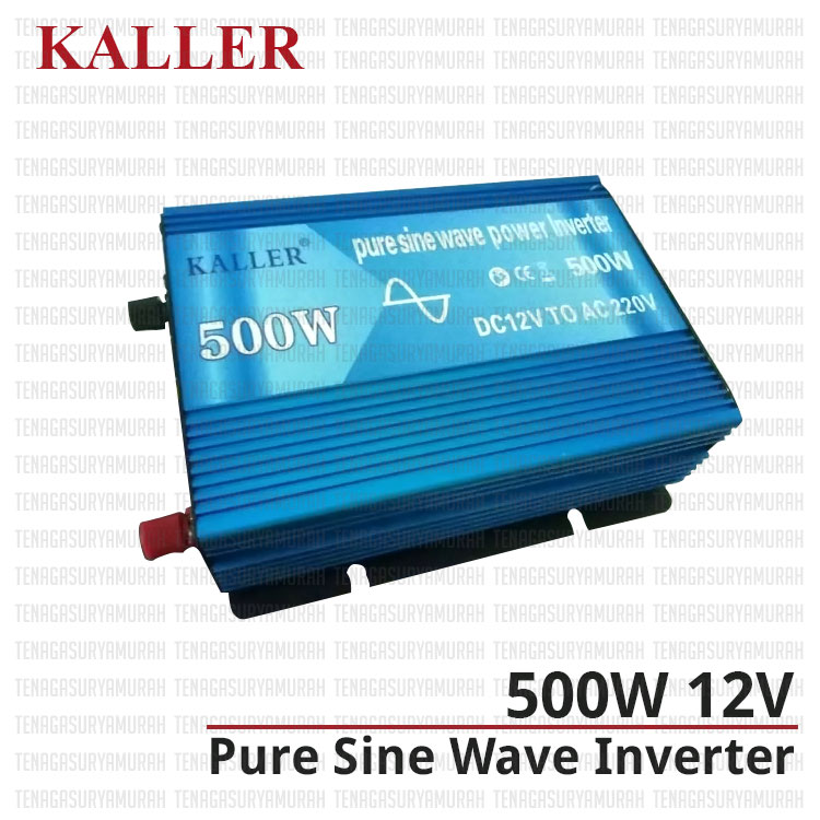 Inverter Pure Sine Wave 500W 12V Kaller