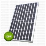 Panel-Surya-Polycrystalline-100Wp-Luminous