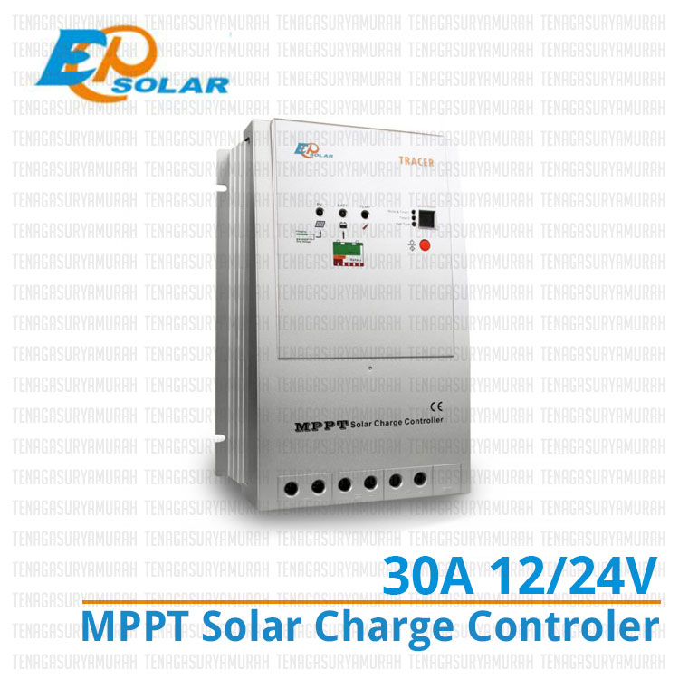 Tracer-3215RN, solar charge controller, controller solar cell, controller panel surya, jual mppt solar charge controller , controller 30a, mppt controller